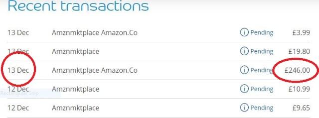 pending transactions 290.43####2